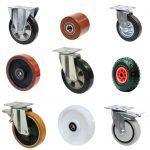 Индустриальные колеса от производителя