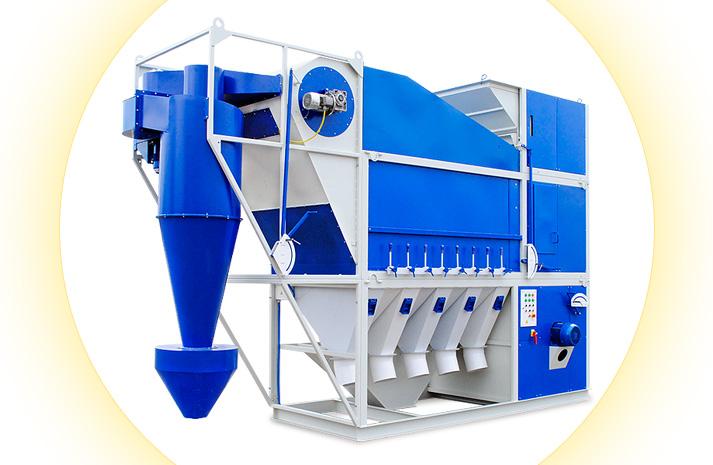 зерновой сепаратор