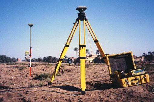 Геологические работы