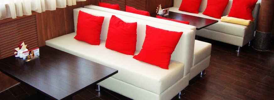 Мебель для ресторанов, баров, кафе