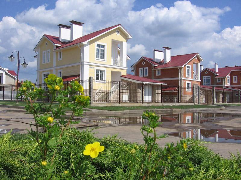 Приобретение загородного жилья
