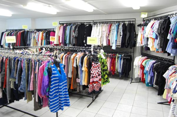 Продажи и поставки секонд-хенда