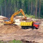 Выбор песка и его доставка