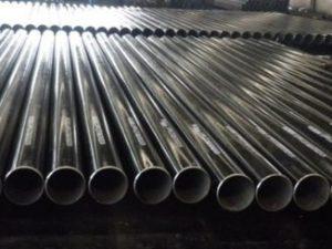 Трубы с прямым швом