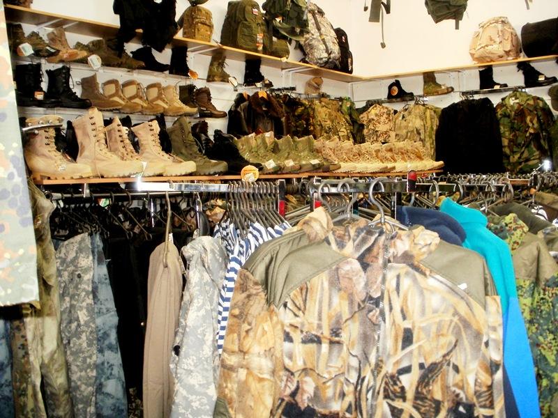 Пошив военной одежды