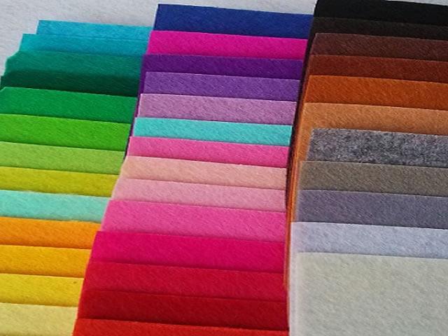 Основные виды ткани