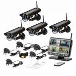 Виды и преимущества беспроводного видеонаблюдения