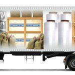 Интернациональная перевозка сборных грузов