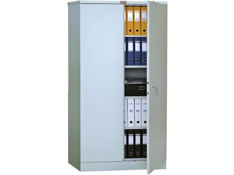 Особенности применения металлических шкафов для хранения документов
