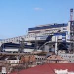 Алчевский меткомбинат остановил производство