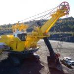 Уралмашзавод завершил изготовление крупнейшего в России экскаватора
