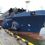 За 9 месяцев 2017 г. объём перевозок судами Северо-Западного пароходства составил 4,2 млн т