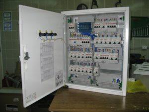 изготовление электрощитов