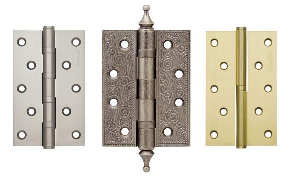 Выбор дверных петель