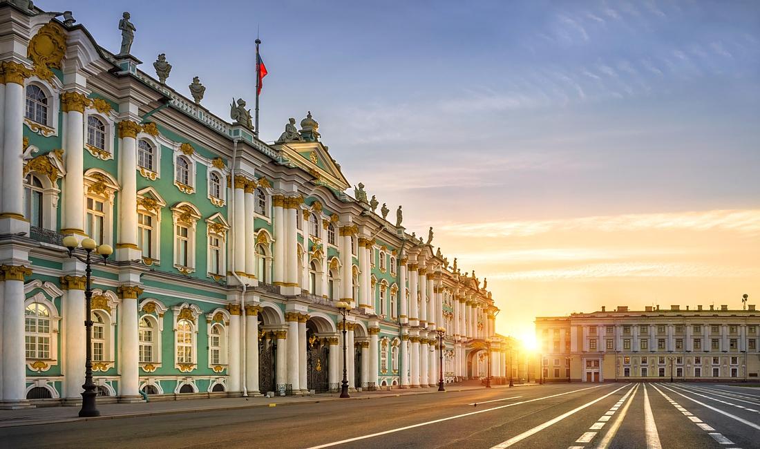 Экскурсии города Санкт-Петербург