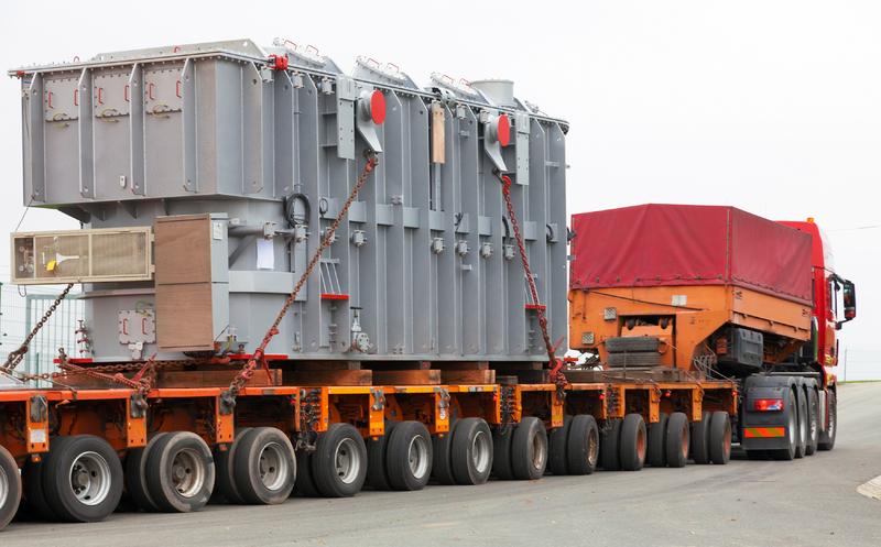 Перевозки тяжелых грузов
