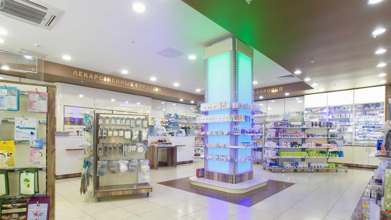 Аптечное спецоборудование