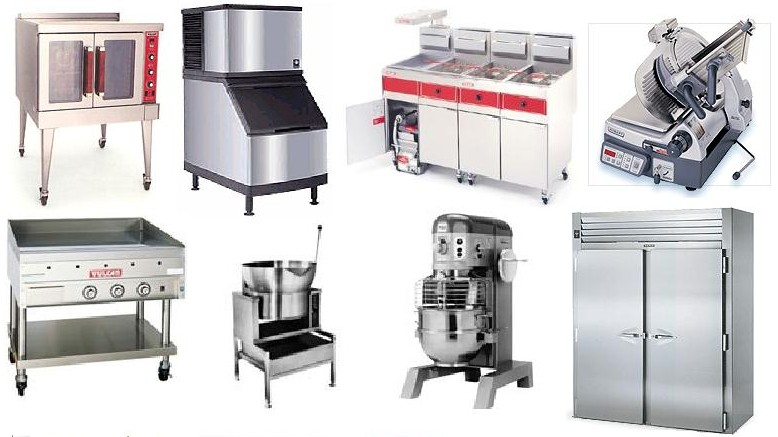 Машиностроение в направлении кухонного оборудования