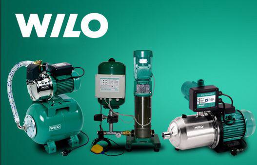 Характеристика насосов бренда Вило