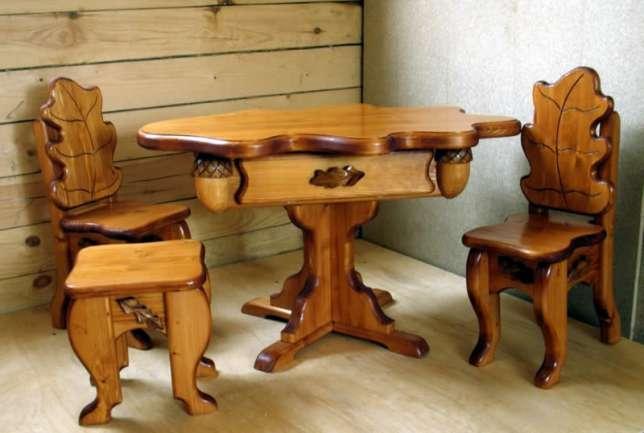 Чем лучше красить деревянные изделия