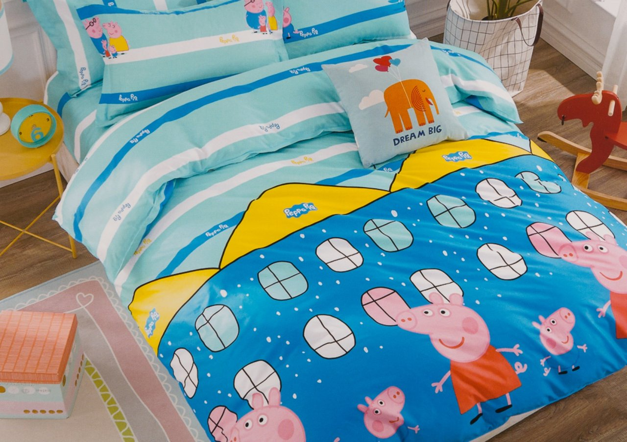 Особенности детского постельного белья