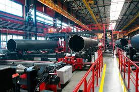 Производство и поставки труб большого диаметра