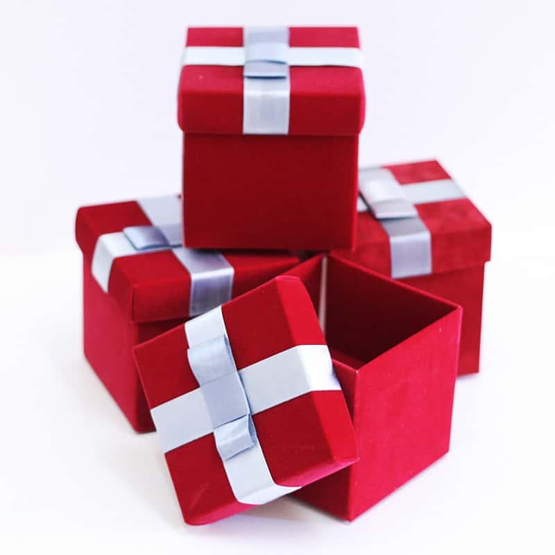 Особенности подарочной упаковки