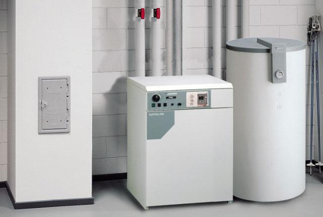 Газовый котел для отопления частного дома