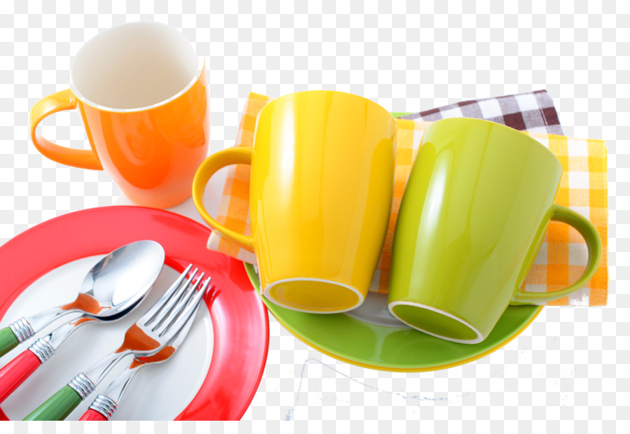 Кухонная посуда из пластика