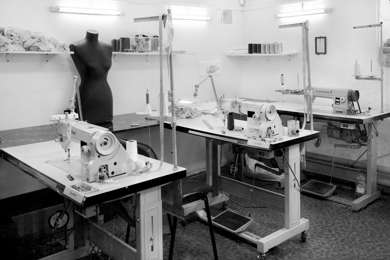 Изготовление женской одежды