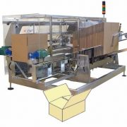 Оборудование по изготовлению картонной тары Тара с картона является самым многоцелевым продуктом, которая подойдет для транспортировки продуктов. Эта упаковка обладает несколькими положительными сторонами, в сопоставлении с иными типами упаковки. Для ее изготовления нужно использовать профессиональное и прогрессивное оборудование. Узнать больше необходимо об уникальном аппарате, который выполняет формирование коробок без присутствия оператора. Таким образом, можно сэкономить на производстве. Прибор имеет систему управления, которая дает возможность формировать коробки различных объемов. Подобные приборы имеют значительную эффективность. Особенности Для того чтобы производство приносило максимальную прибыль необходимо наладить автоматическую линию. Нынешние модели устройств обеспеченны программами, ими можно легко управлять. Более усложненные устройства могут создавать коробки до 50 видов различных форм и размеров. Чаще всего так изготавливают сувенирные коробочки. Стоит учитывать, что при формировании коробки образуется бумажная пыль, которая вредна для организма. Поэтому важно сделать эффективную вентиляцию. А также стоит контролировать влажность в помещении. Сильная влажность приводит к порче товара. Сборка Линия механического изготовления чаще всего обладает 3 процессами. С целого рулона совершается подготовка заготовок. Самые быстрые модификации могут формировать вплоть до 100 заготовок в минуту. Далее совершается заклейка стыков и швов. От того насколько высококачественно будет сделана процедура будет находиться в зависимости свойства готового продукта. В завершении делается формирование короба. Технологические моменты Хотя существует достаточно много разновидностей картона, производство коробок практически не отличается. Как только готова заготовка на неё можно нанести любую печать. Затем происходит формирование изделия и проклейка. Доставка готового материала происходит либо в паллетах, либо сложенными на поддоне. Для изготовления качественного товара важно и