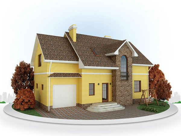 Строительство загородных домов под ключ