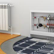 Подключение системы отопления