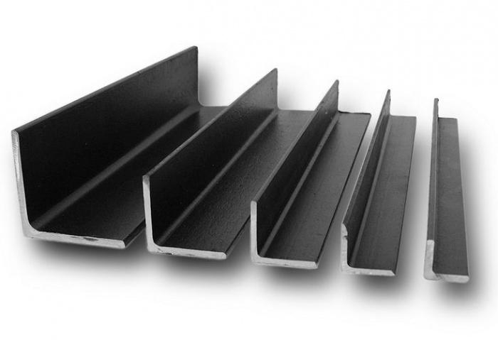 Характеристика металлических уголков