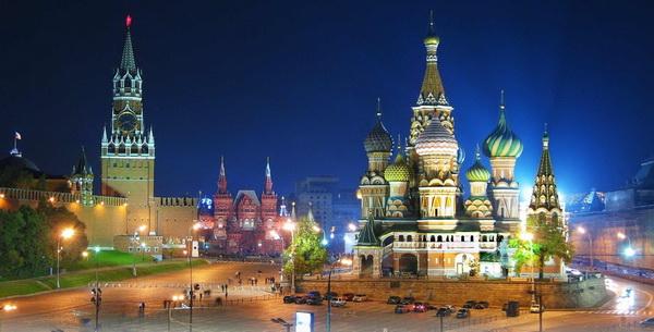 Описание России