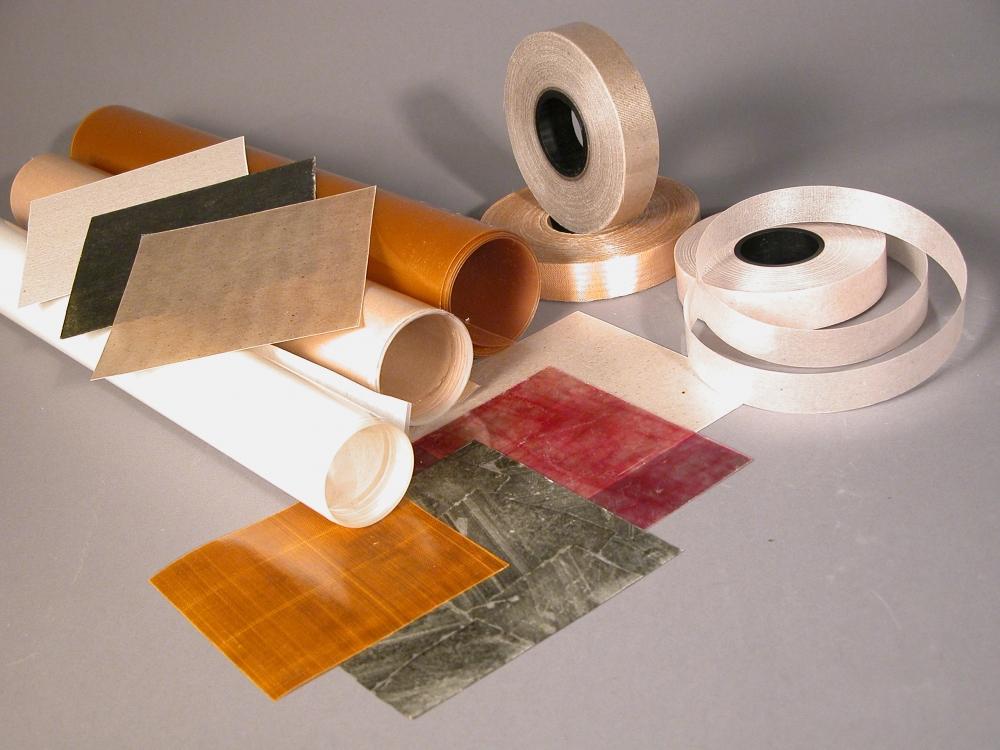 Систематизация, свойства и использование электроизоляционных материалов