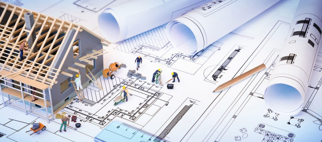 Создание плана для строительства