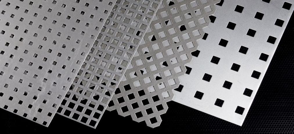 Преимущество применения изделий с перфорированного металла