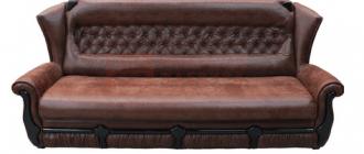 Правила подбора долговечного и надежного дивана