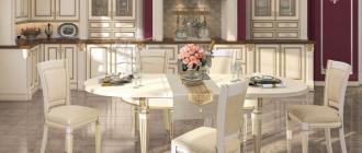 Производство на заказ итальянской мебели
