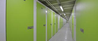Преимущества аренды индивидуального склада