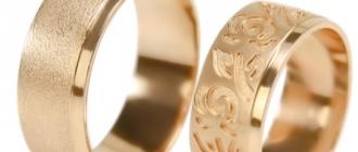 Как выбрать кольцо для предстоящей свадьбы
