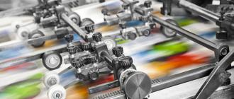 Ключевые виды печати в типографии и их преимущества