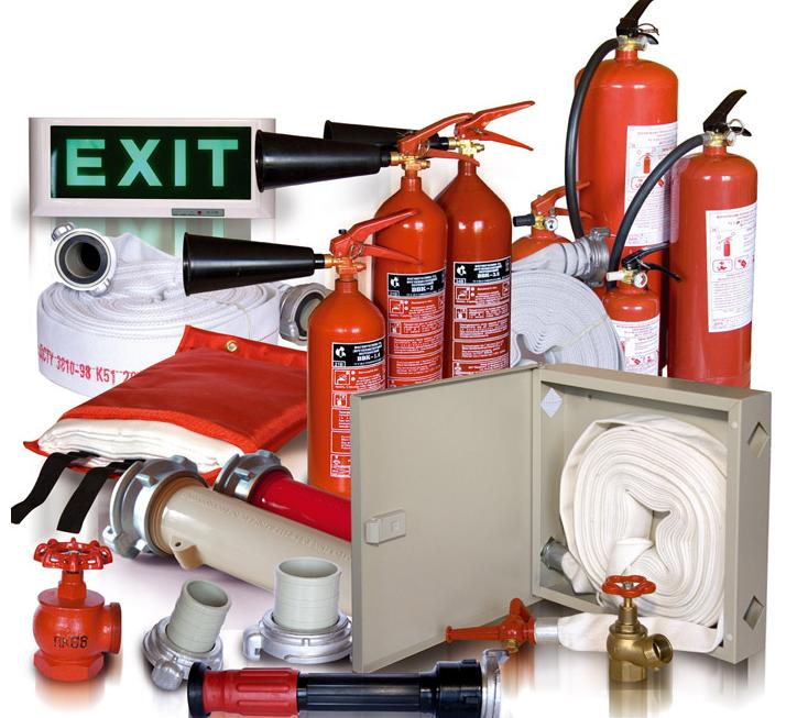 Разновидности противопожарного оснащения и требования к нему