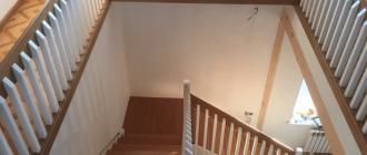 Секреты выбора лестницы на второй этаж загородного дома