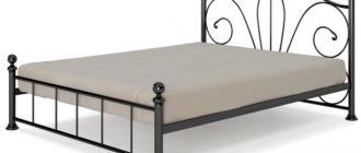 Все что стоит знать о металлических кроватях