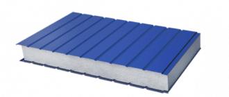 Плюсы применения стеновых сэндвич панелей и принципы установки