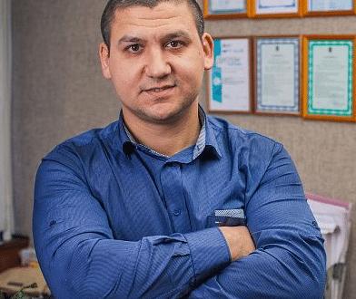 Илья Померанец – человек добившийся успеха