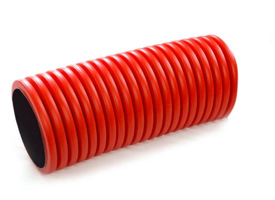 Гофрированная труба, её применение и виды