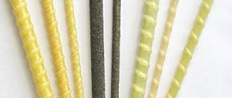 Все что следует узнать о стеклопластиковой композитной арматуре